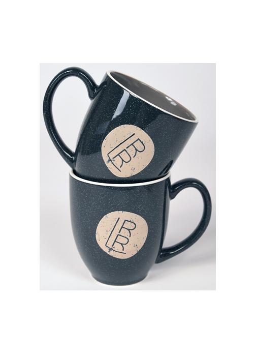 Gray 16oz LRR Mug