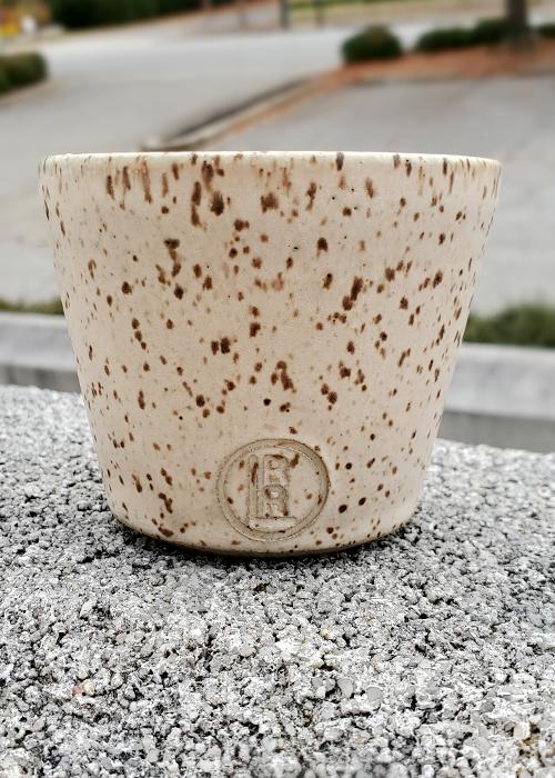 Heirloom Pottery & Co. Handmade Demitasse