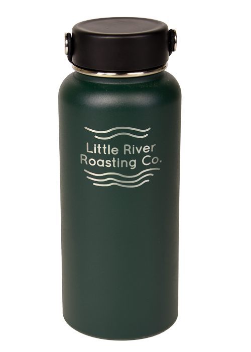 Forest   Hydroflask 32oz Wide Mouth Insulated Bottle