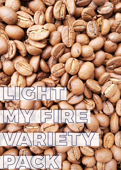 The Light My Fire Variety Pack