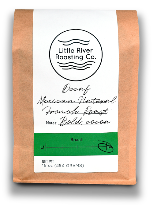 Decaf Mexican Natural Process French Roast