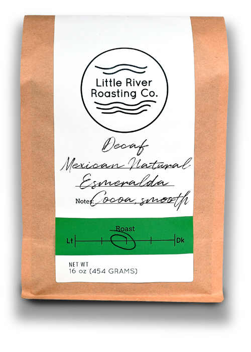 Decaf Mexican Natural Process