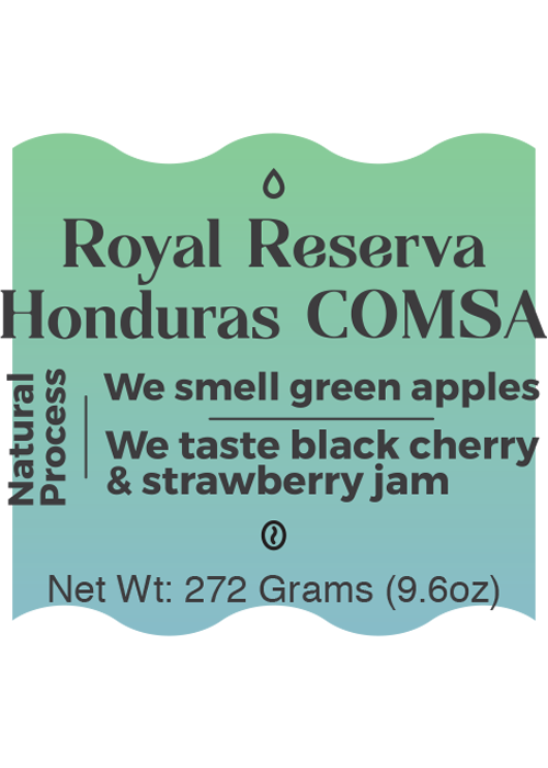 Honduras COMSA Reusable Holiday Packer Jar