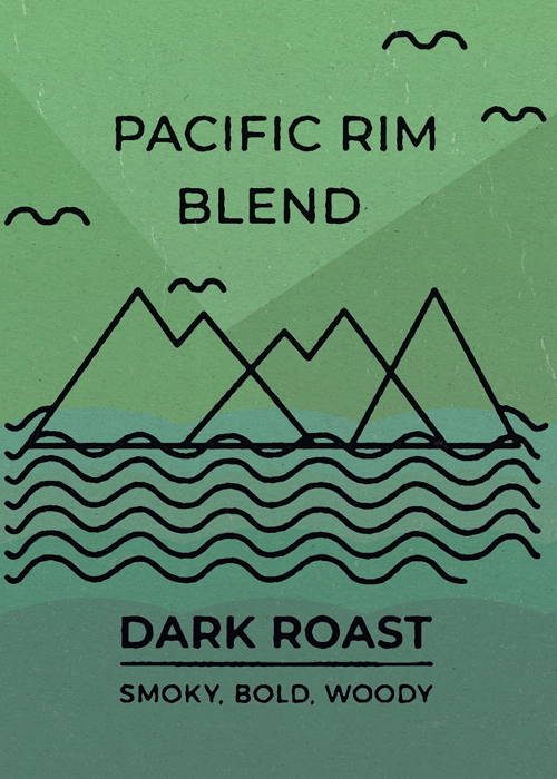Pacific Rim Blend