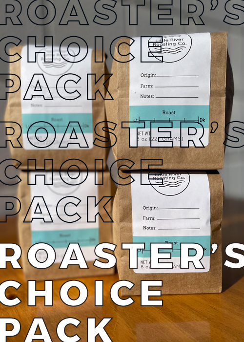 Roaster's Choice Pack